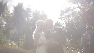 Wedding video cornwall devon colour grade
