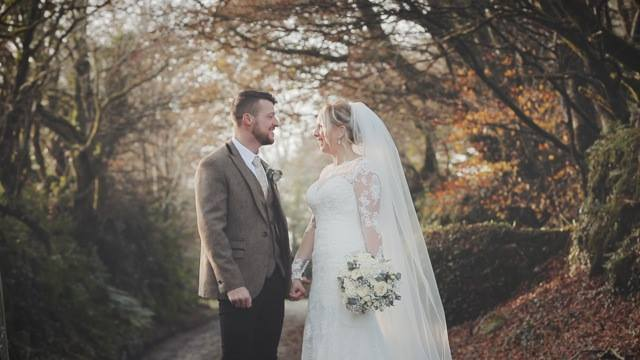 Filming the Bride & Groom – Wedding Video Blog (Devon, Cornwall)