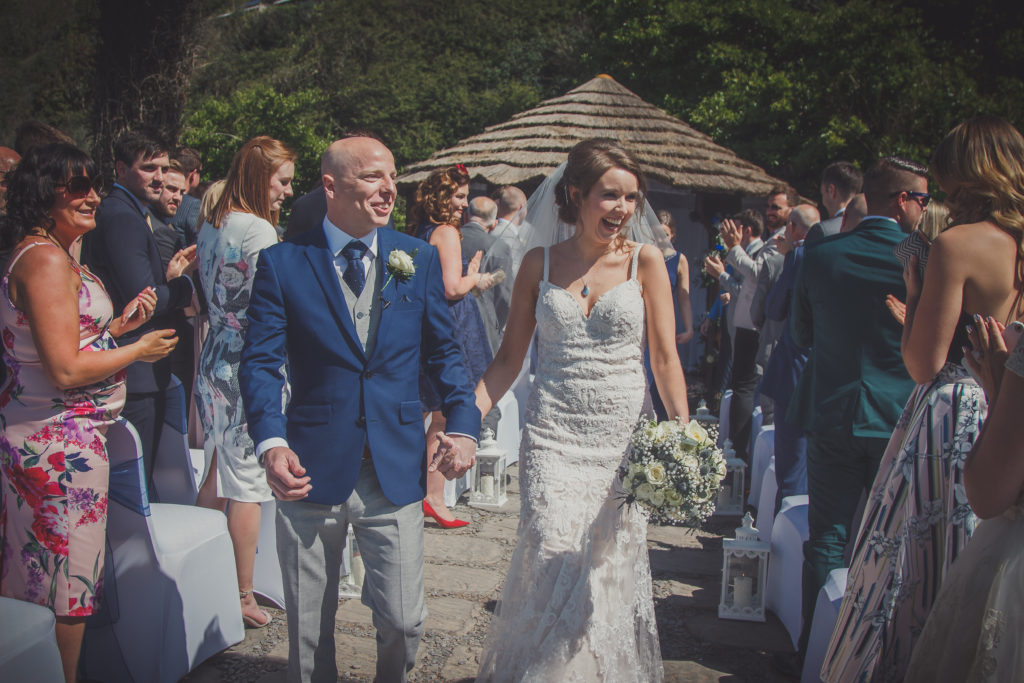 Wedding photography Cornwall Devon - Polhawn Fort