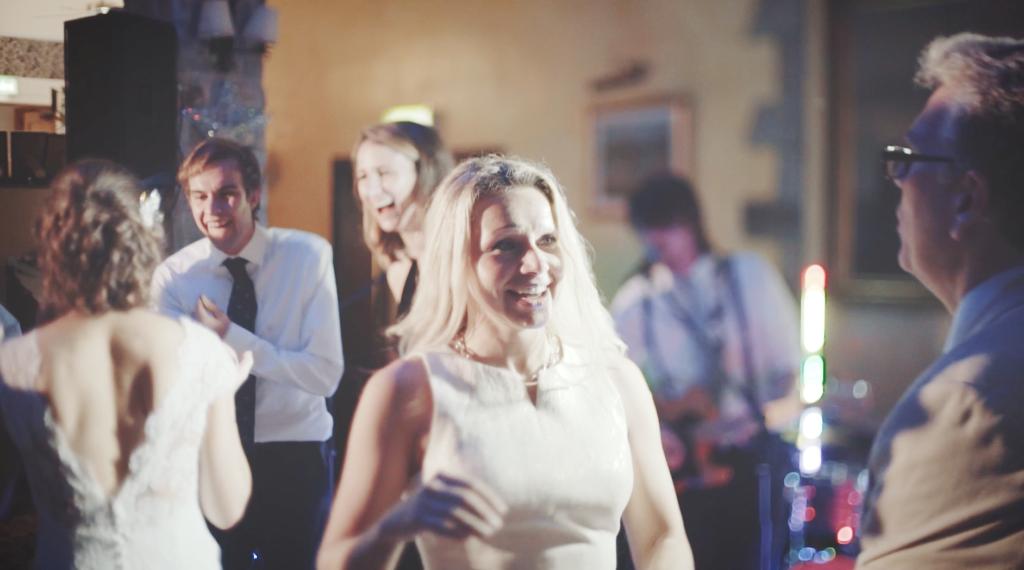 Reception footage - (Wedding film Cornwall, Devon, Somerset)