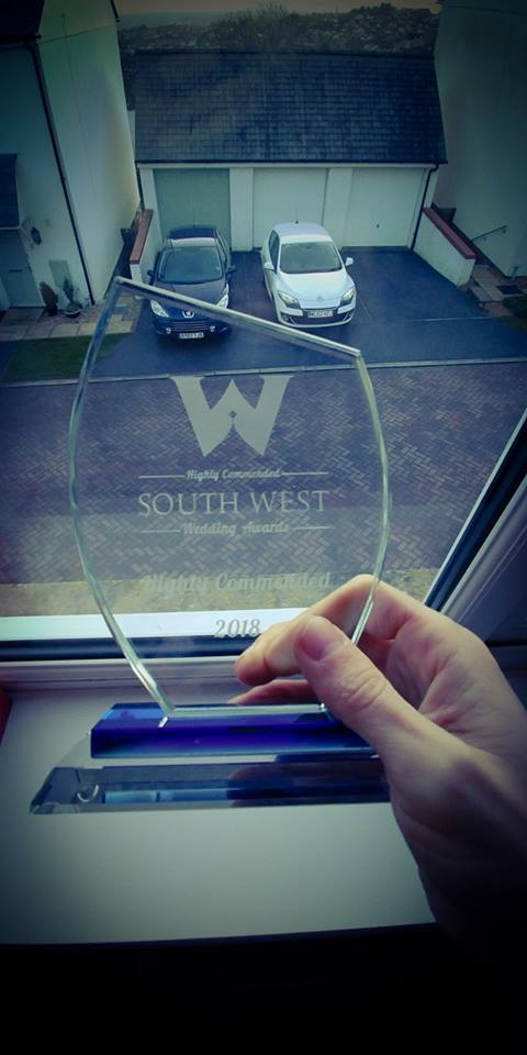 South West Wedding Awards wedding video - 'Runner up'
